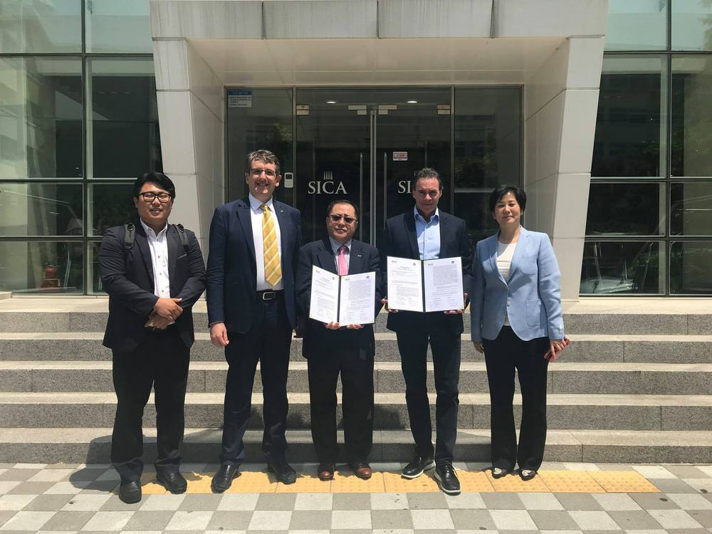 SIHOM MOU With PIC Hotels group