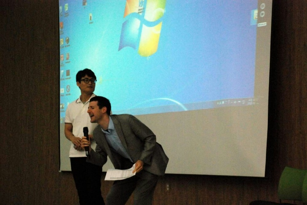 2015 Study Abroad Speech Competition